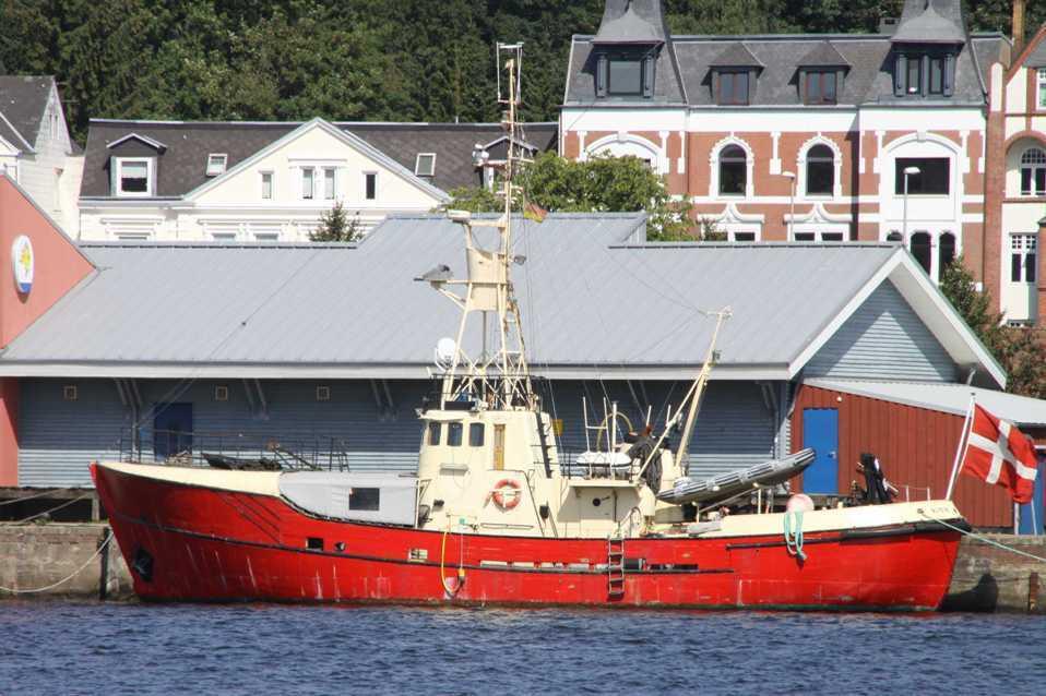0236_30 Juli 2011_Flensburg_Hafen_Feuerschiff