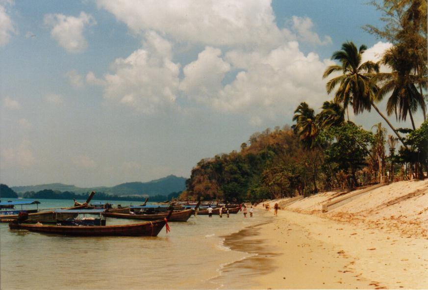 Ao Nang Beach, Krabi