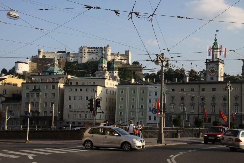 0399_21 Aug 2010_Salzburg_Staatsbrücke_Festung Hohensalzburg