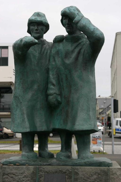 Bild 0477 - Island / Reykjavik, Horft Til Hafs Sæbraut