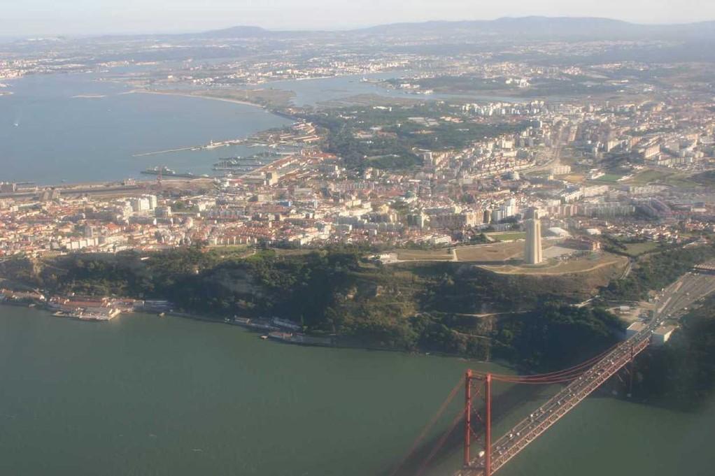 0008_30 Okt 07_Anflug Lissabon