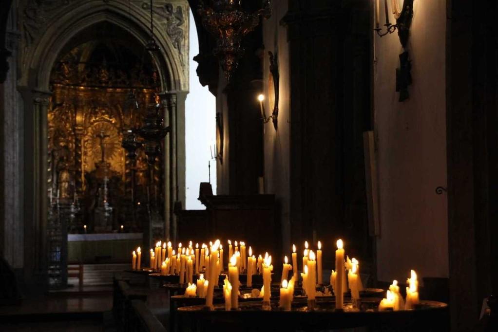 1318_14 Okt 2010_Madeira_Funchal_Catedral Se_Innenansicht