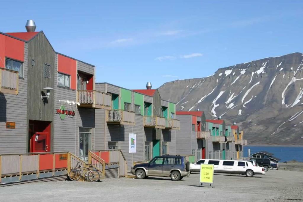 Bild 1877 - Spitzbergen, Longyearbyen