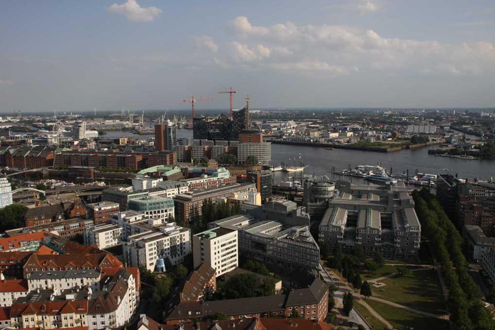 0161_10 Juni 2011_Hamburg_Michel_Aussicht