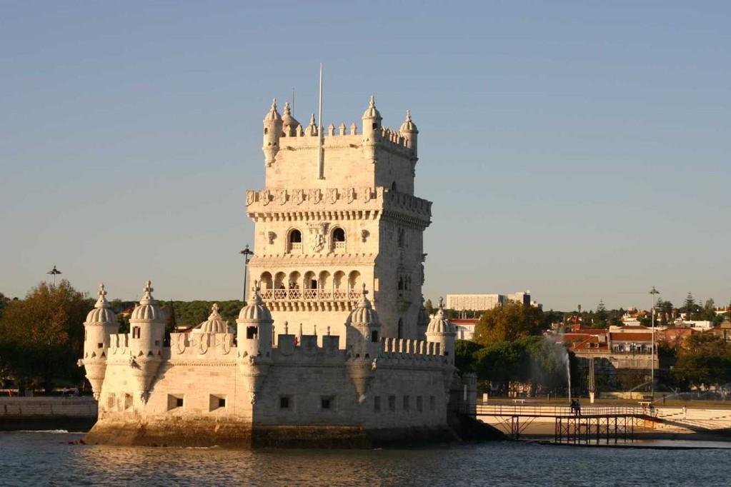 0359_31 Okt 07_Lissabon_Boots-Tour_Torre de Belem