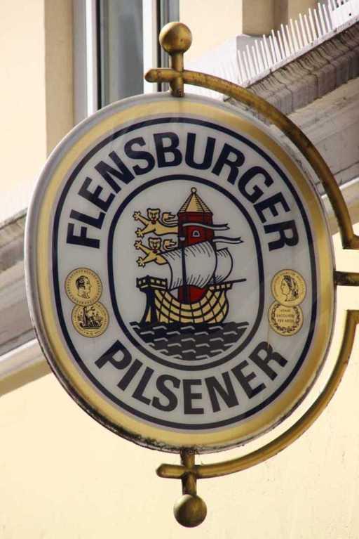 0257_30 Juli 2011_Flensburg_Flensburger Pilsener_Wappen