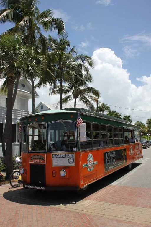 1299_13 Juni 2010_Key West_Trolley Tours