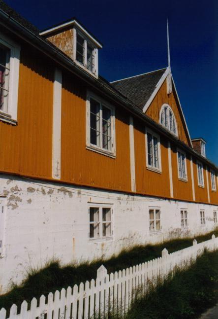 Bibliothek in Nuuk / Grönland