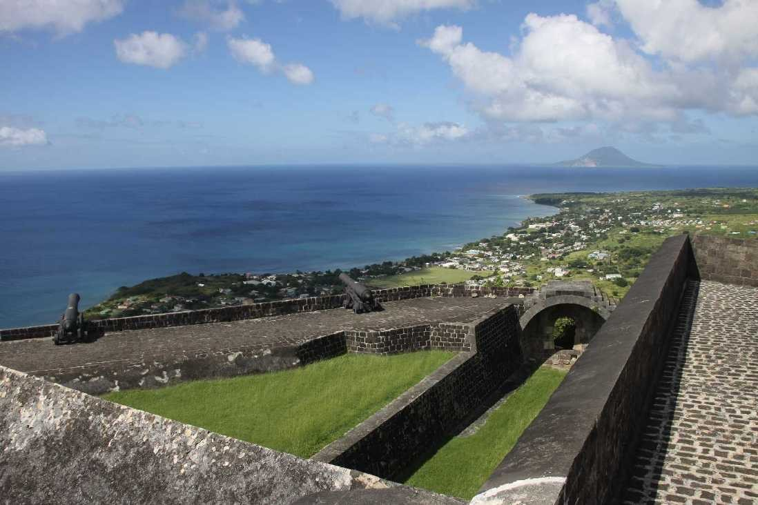1642_27 NOV 2013_St-Kitts_Brimstone Hill Fortress