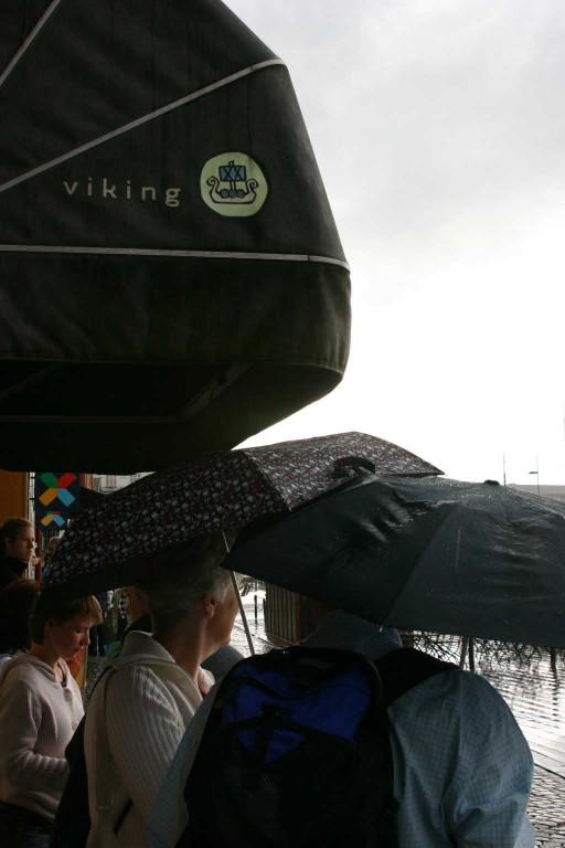 Bild 3054 - Norwegen, Bergen im Regen