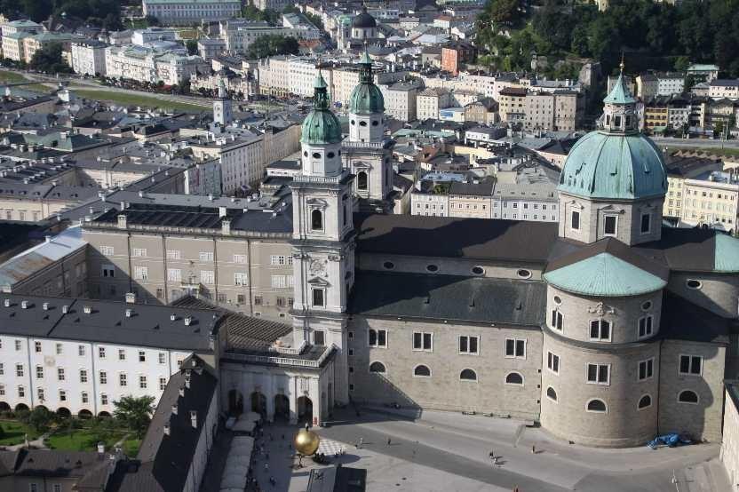 0314_21 Aug 2010_Salzburg_Festung Hohensalzburg_Aussicht_Dom