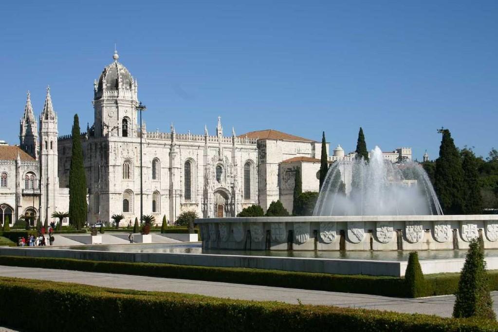 0164_31 Okt 07_Lissabon_Belem_Hieronymuskloster