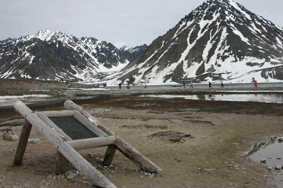 Bild 1132 - Spitzbergen, Magdalenenbucht