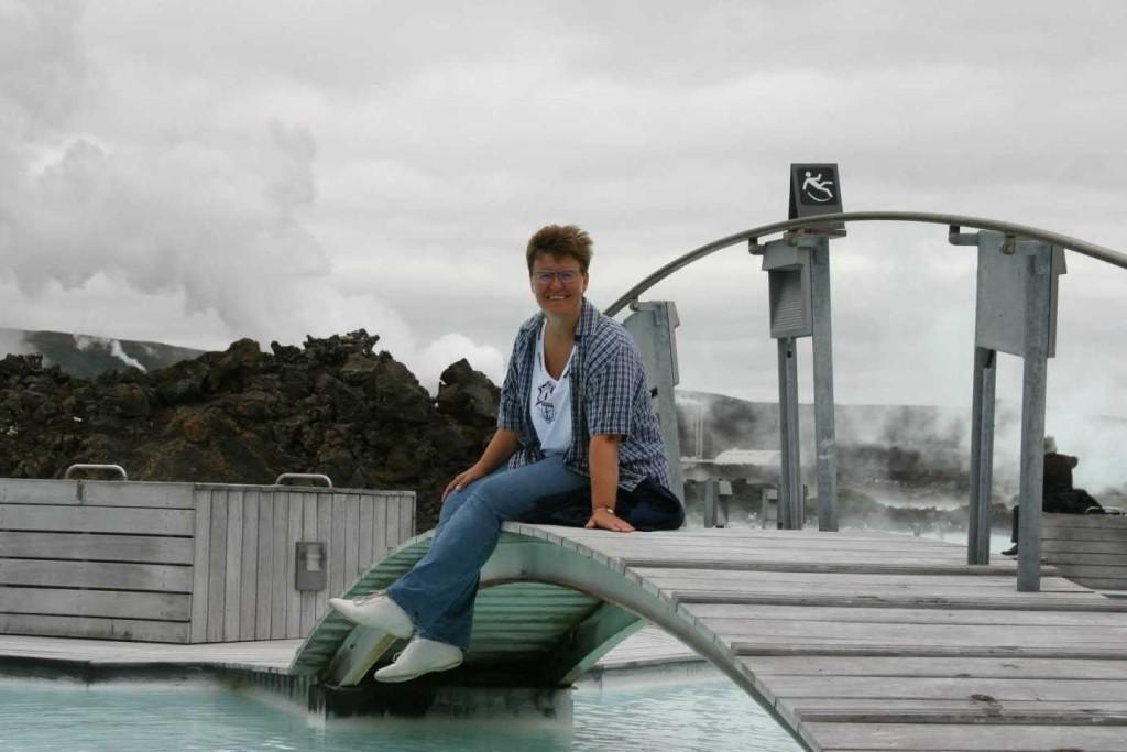Bild 0466 - Island / Reykjavik, Blaue Lagune