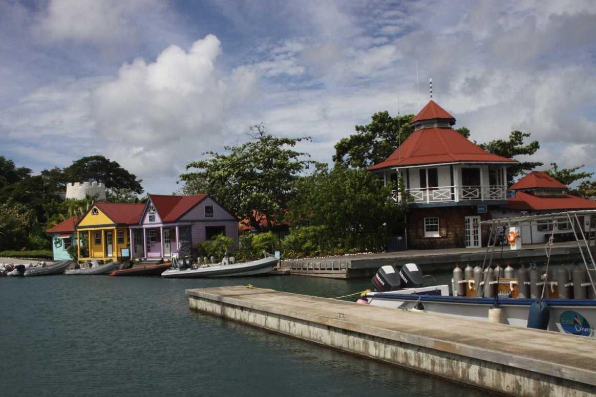 3018_02 DEZ 2013_Grenada_Port Louis_Marina