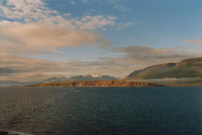 Eyjafjord / Island