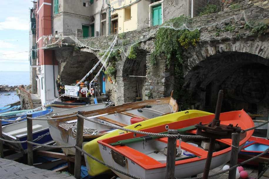 0126_07 Okt 2013_Cinque-Terre_Riomaggiore_Hafen