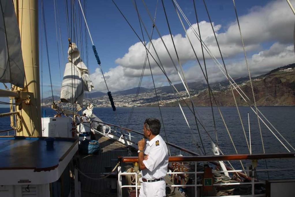 0967_14 Okt 2010_Star Flyer_Madeira_Einlaufen