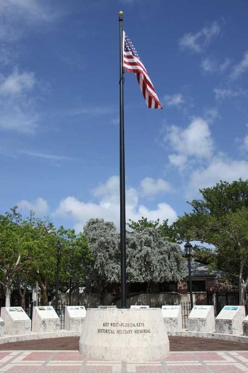 1561_13 Juni 2010_Key West_Military Memorial