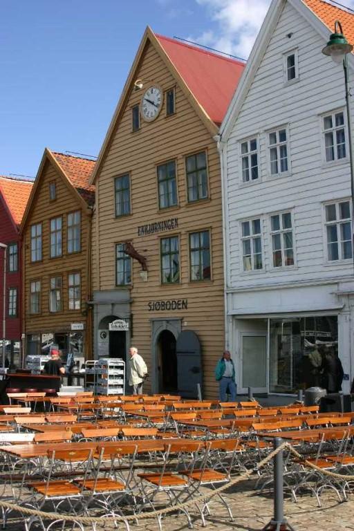 Bild 2964 - Norwegen, Bergen, Bryggen