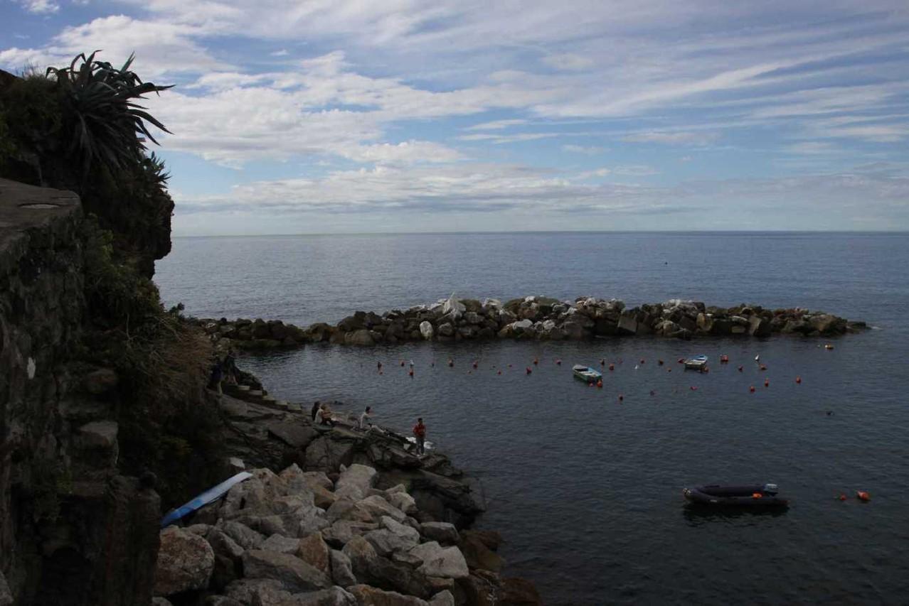 0134_07 Okt 2013_Cinque-Terre_Riomaggiore_Hafen