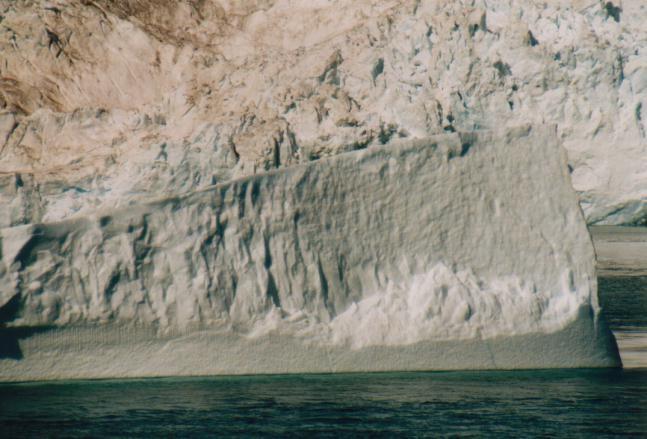 Gletscher im Prins Christian Sund / Grönland