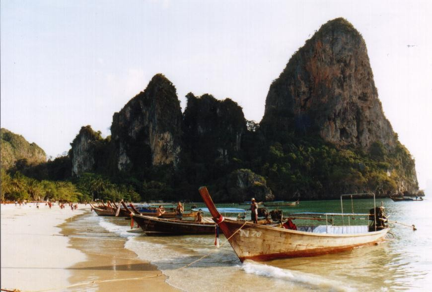 Railay West, Krabi