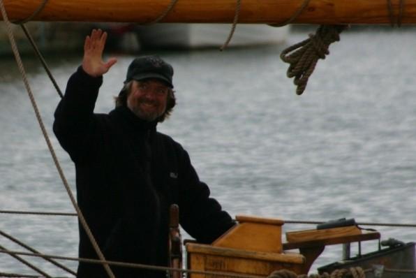 Bild 0769a - Island / Husavik, Arved Fuchs auf der Dagmar von Aaen