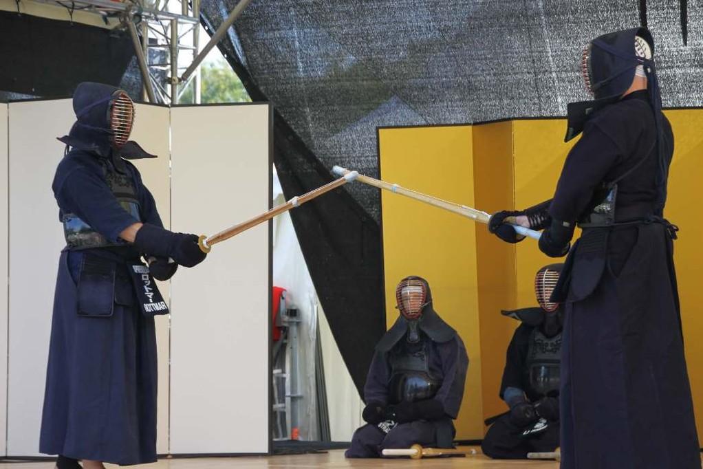 190_0425_16 Sept 2011_Gartenfest_Japan_KENDO_Weg des Schwertes