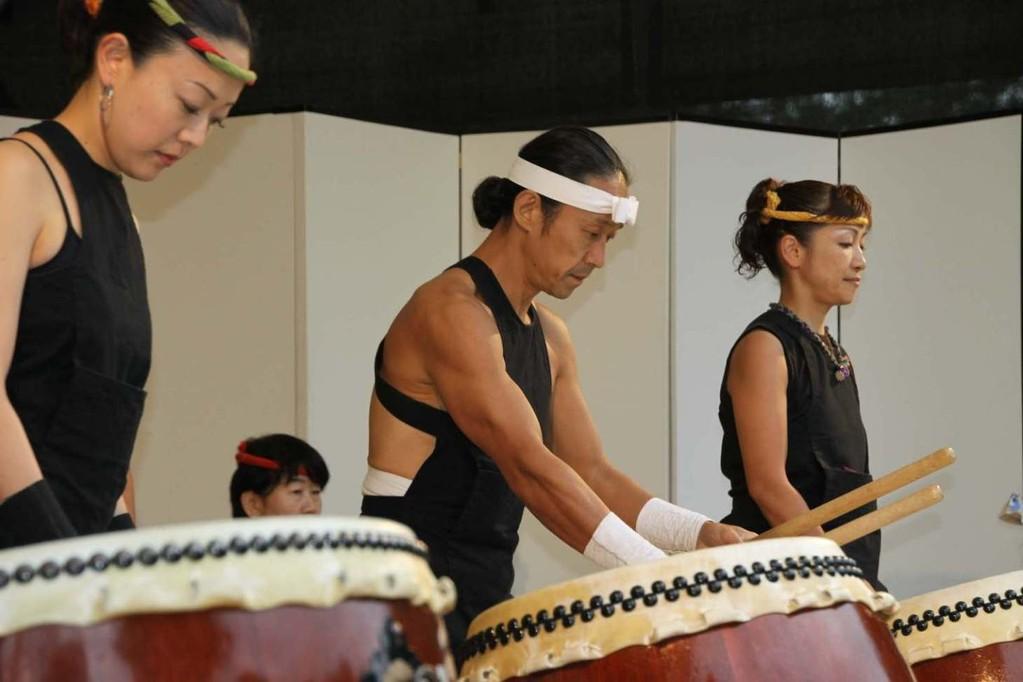 235_0615_18 Sept 2011_Gartenfest_Japan_Show_Trommel_Tanz_Orchester