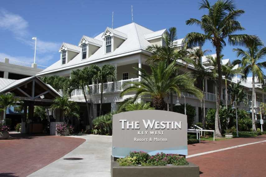 1221_13 Juni 2010_Key West_The Westin Hotel