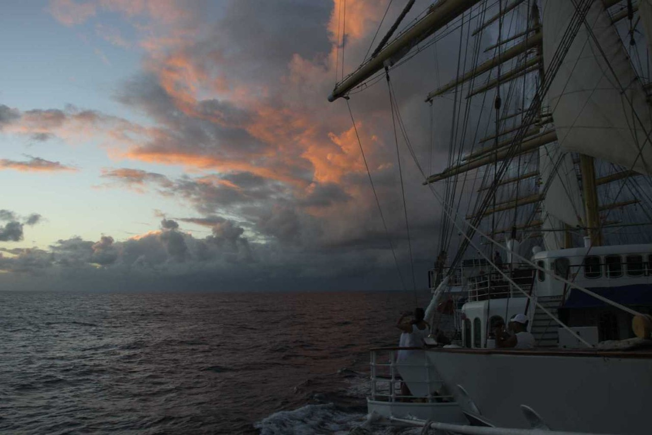 2487_29 NOV 2013_Royal Clipper_Sunset
