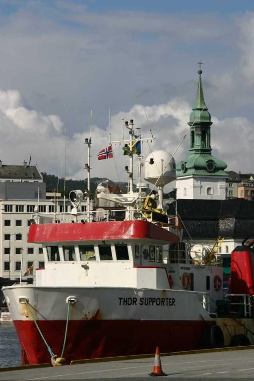 Bild 2883 - Norwegen, Bergen, Hafen