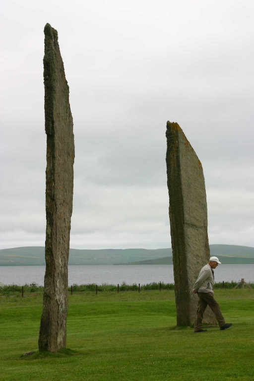 Bild 0113 - Orkney Inseln, Stones of Stenness