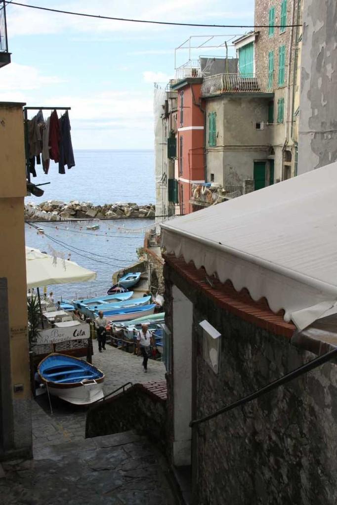 0123_07 Okt 2013_Cinque-Terre_Riomaggiore_Hafen