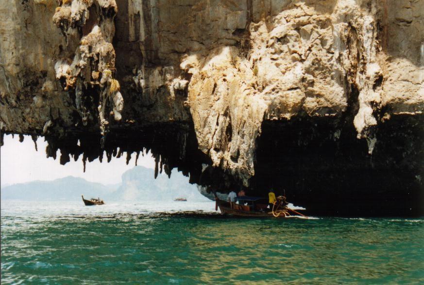Ao Nang Koh Poda, Krabi