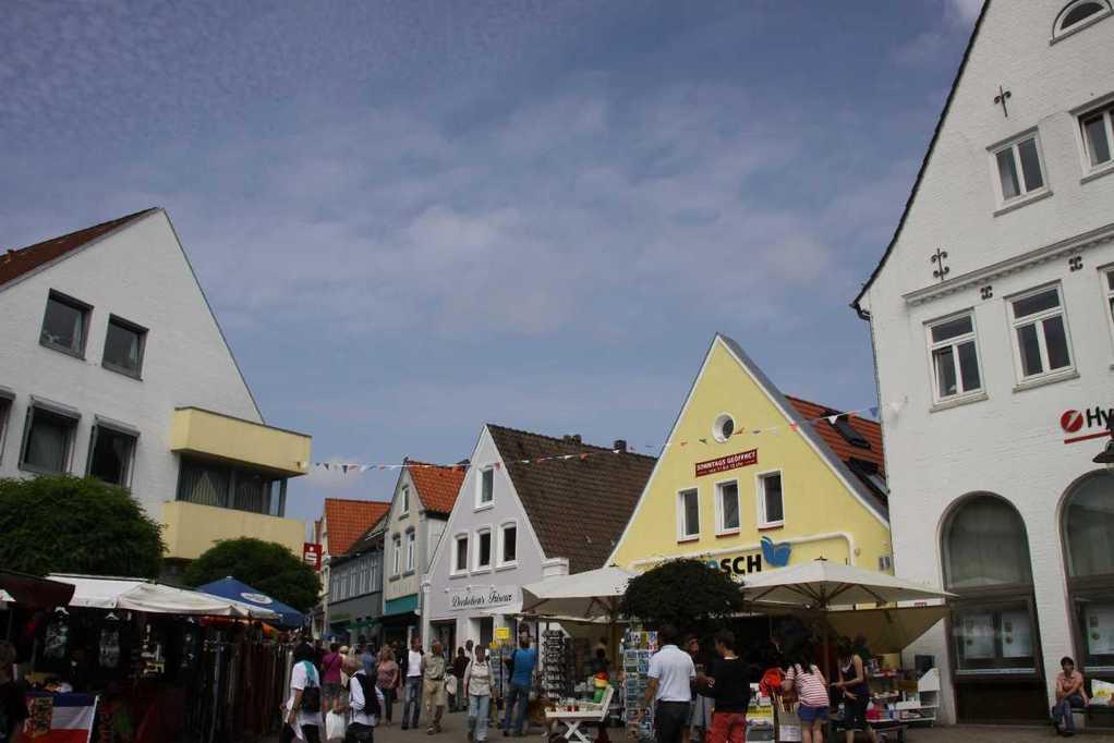 0155_06 Aug 2011_Kappeln_Rathausmarkt