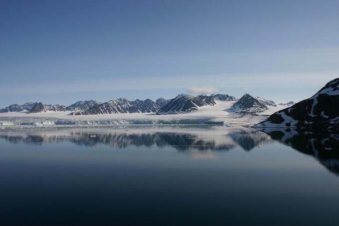 Bild 1312 - Spitzbergen, Lilljehookfjord