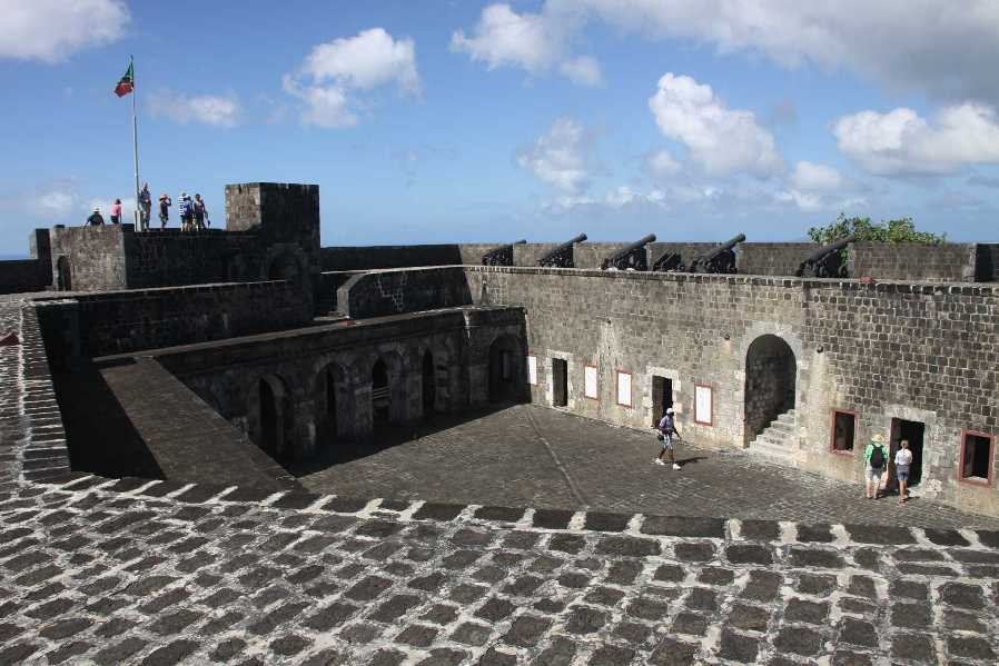 1663_27 NOV 2013_St-Kitts_Brimstone Hill Fortress