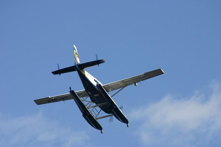Bild 2907 - Norwegen, Bergen, Wasserflugzeug