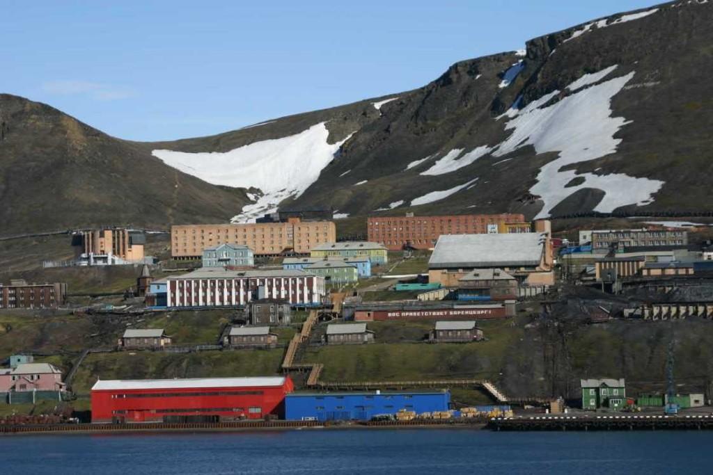 Bild 2014 - Spitzbergen, Barentsburg