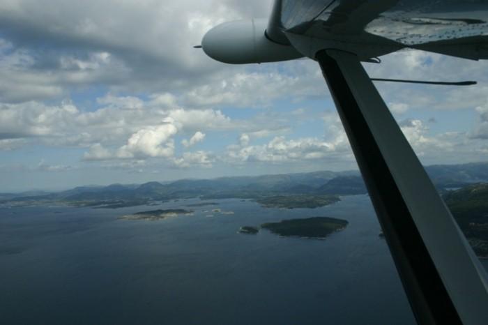 Bild 3018 - Norwegen, Bergen, Rundflug Wasserflugzeug