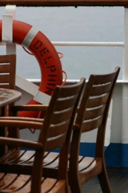 Bild 0857 - MS Delphin auf See, Regentag