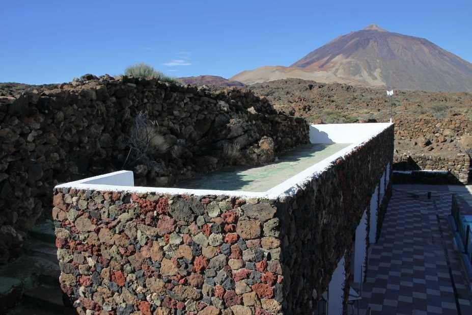 1871_17 Okt 2010_Teneriffa_Restaurante Bamby_Aussicht Teide