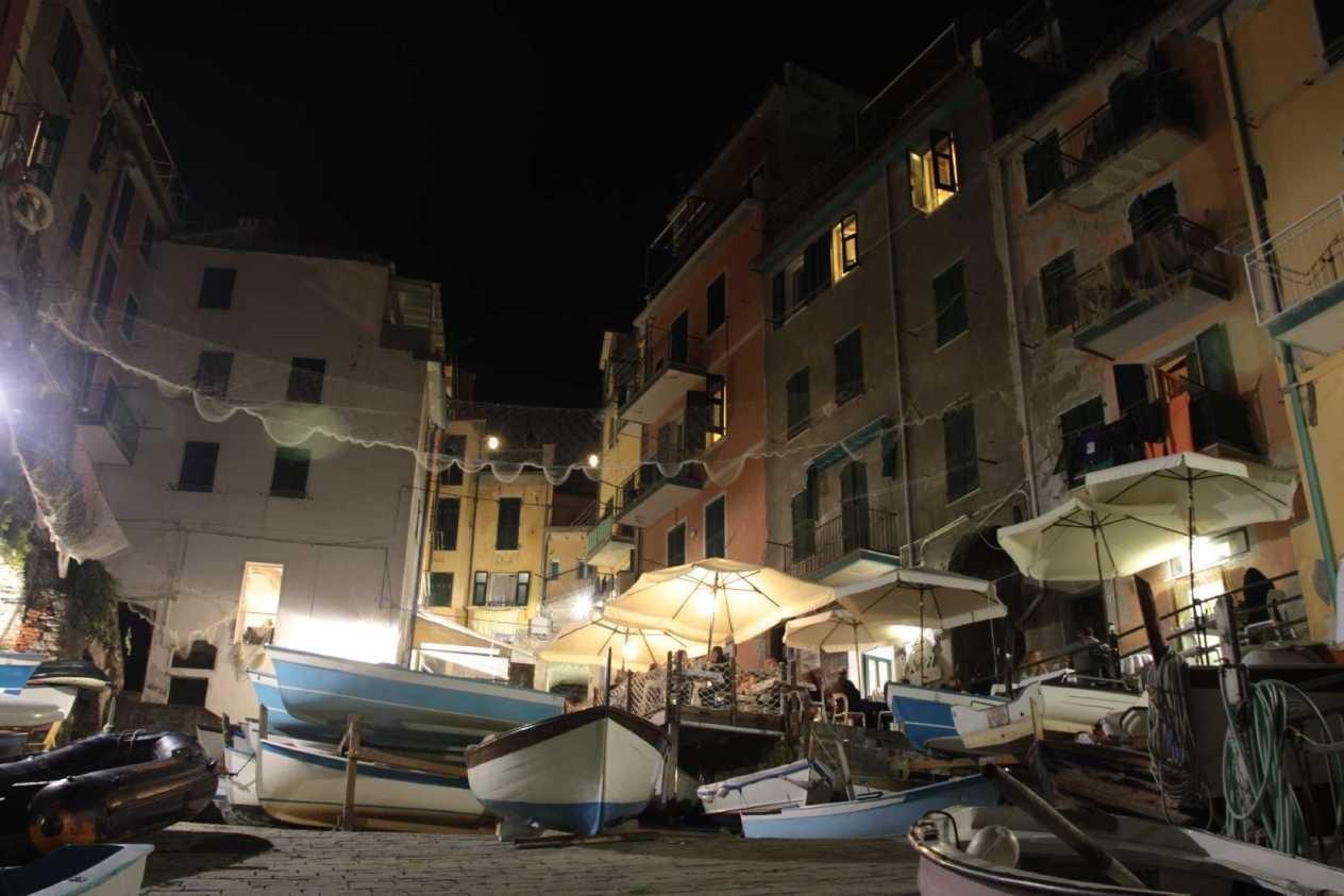 0573_09 Okt 2013_Cinque-Terre_Riomaggiore_@Night