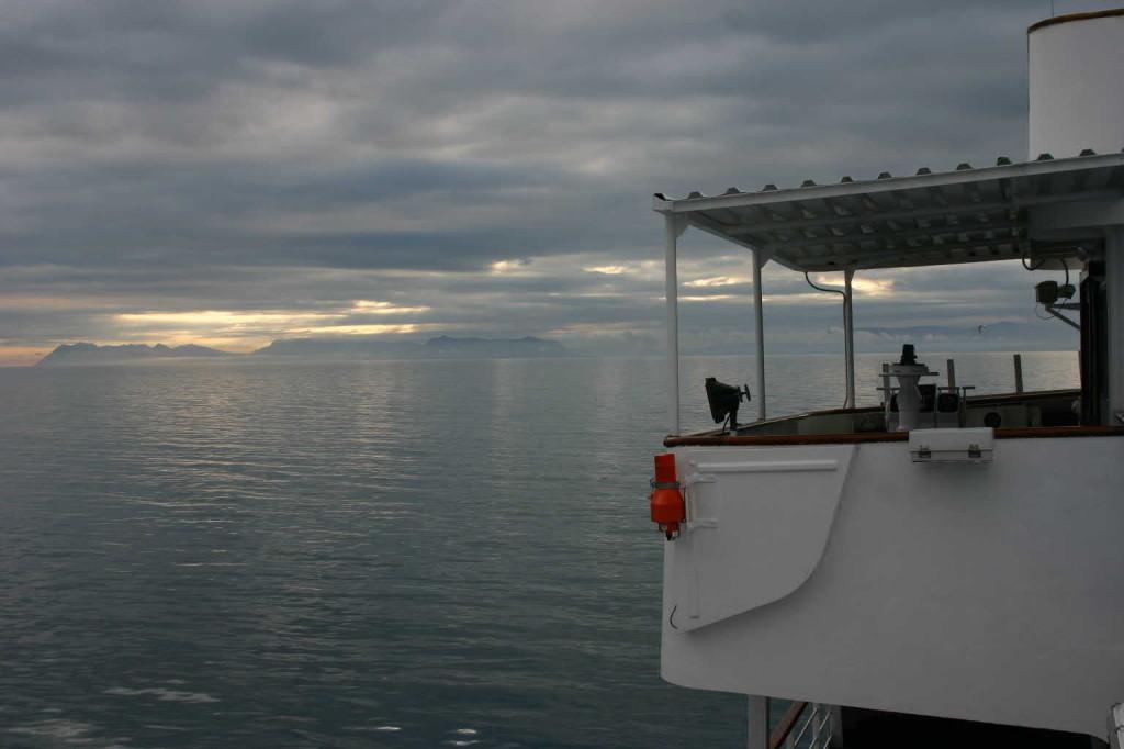 Bild 0359 - MS Delphin auf See