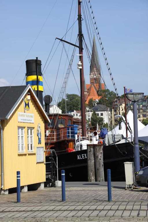 0245_30 Juli 2011_Flensburg_Historischer Hafen_Alexandra