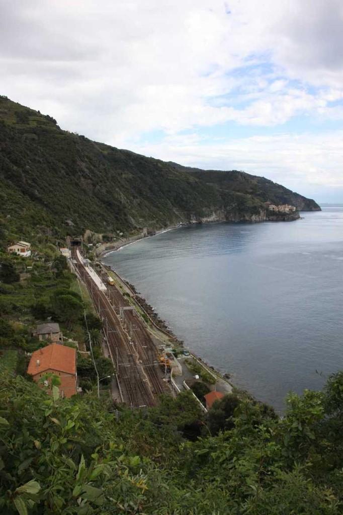 0305_07 Okt 2013_Cinque-Terre_Corniglia_Bahnhof
