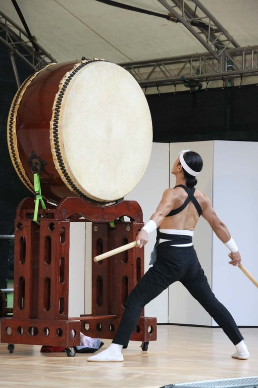250_0660_18 Sept 2011_Gartenfest_Japan_Show_Trommel_Tanz_Orchester