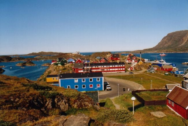 Sisimuit / Grönland